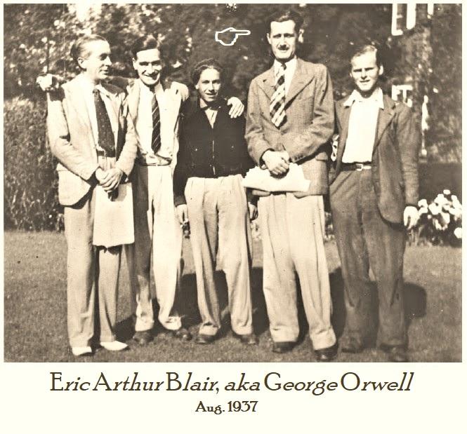 orwell 1937