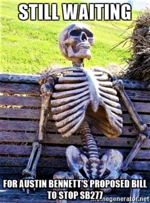 austin bennett still waiting
