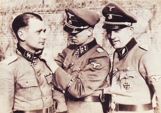 nazi officers