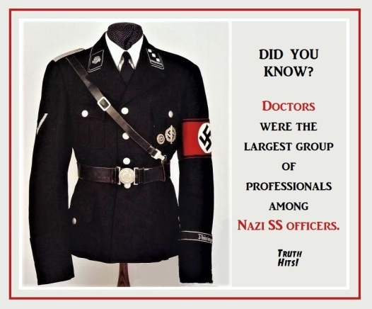nazi officers doctors