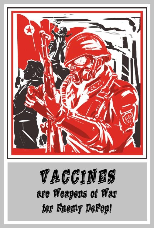 VACCINES ENEMY DEPOP