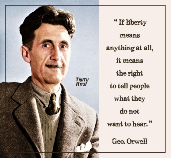george orwell color