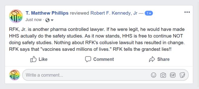RFK review