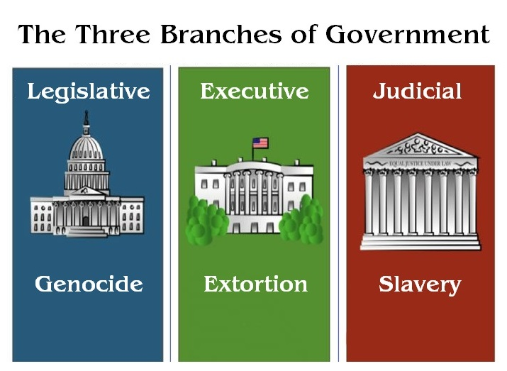 3 branches of govt