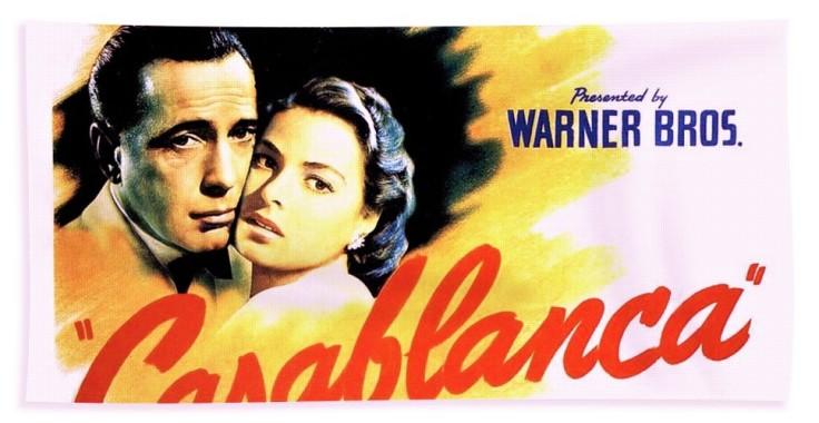 casablanca poster 3