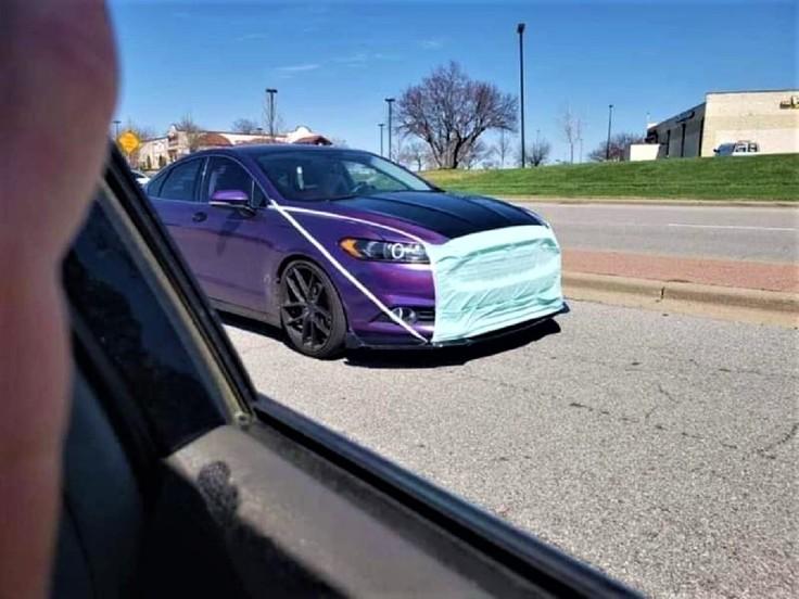 corona car edit