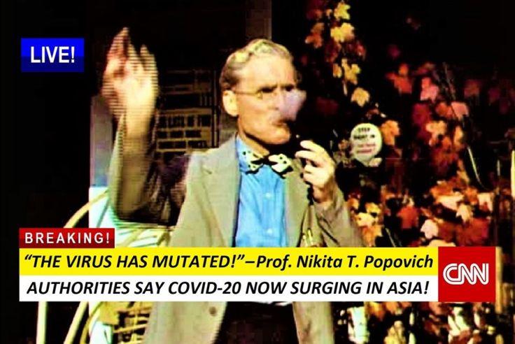covid professor